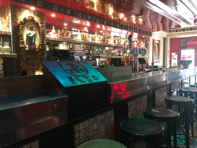 restaurant à paella à paris