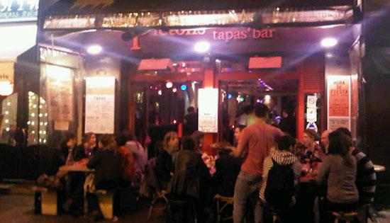concert latin, flamenco et gipsy à Paris 4