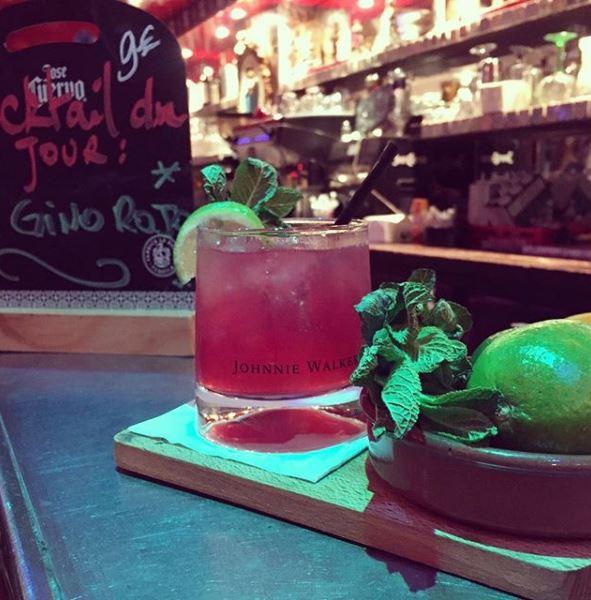 bar à cocktails Paris