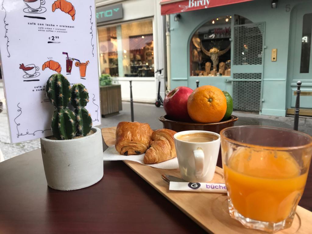 brunch espagnol et tapas à volonté à Paris