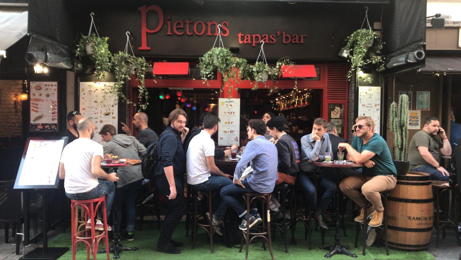 menu tapas pour les groupes à Paris