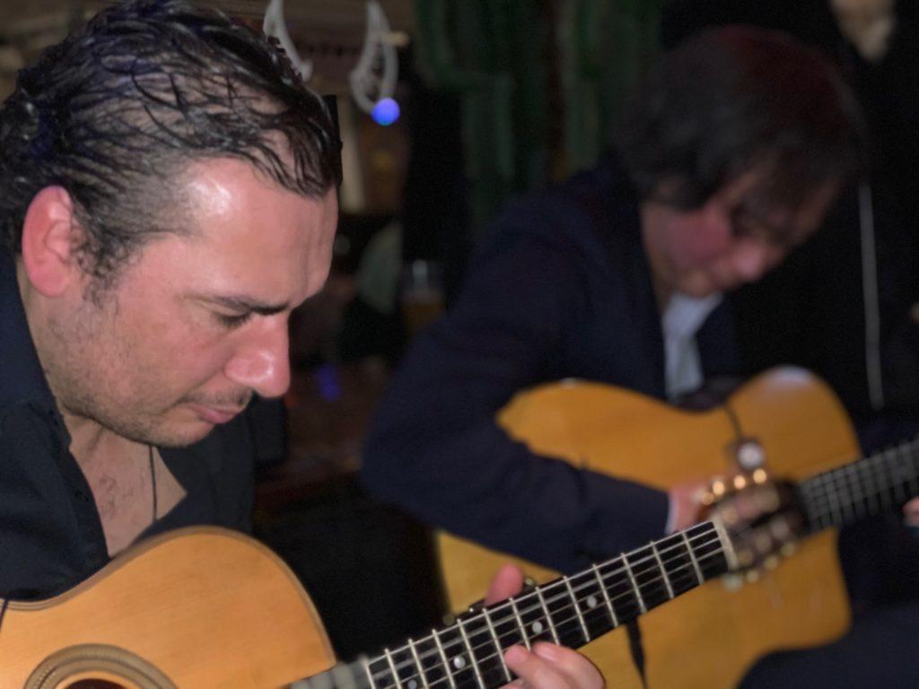 soirée flamenco à Paris