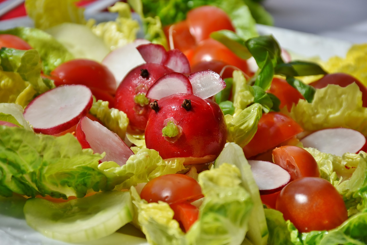 formule salade à Paris